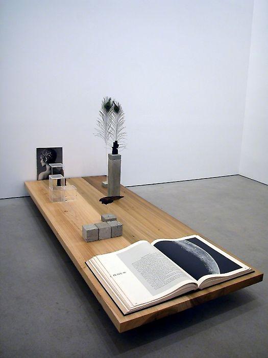 Carol Bove Galerie Georg Kargl